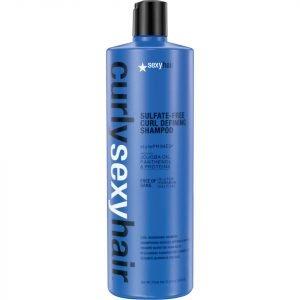 Sexy Hair Curly Curl Defining Shampoo 1000 Ml