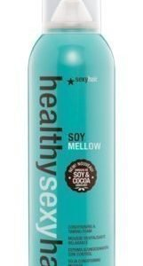 Sexy Hair Healthy Soy Mellow Conditioning & Taming Foam