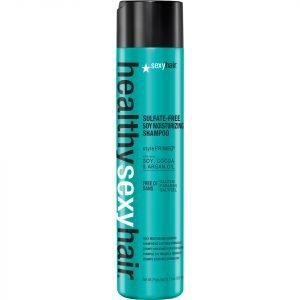 Sexy Hair Healthy Soy Moisturizing Shampoo 300 Ml