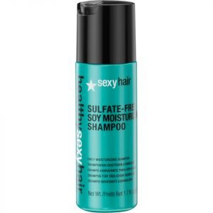 Sexy Hair Healthy Soy Moisturizing Shampoo 50 Ml