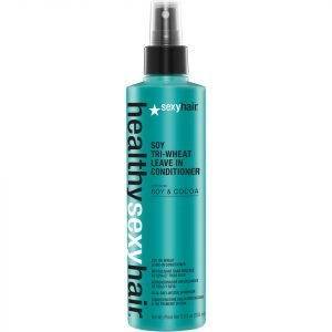 Sexy Hair Healthy Soy Tri-Wheat Leave In Conditioner 250 Ml