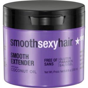 Sexy Hair Smooth Extender Nourishing Masque 200 Ml