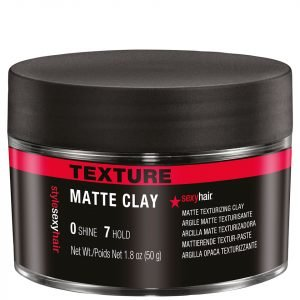 Sexy Hair Style Matte Clay 50 G