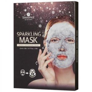 Shangpree Sparkling Mask 23 Ml Set Of 5