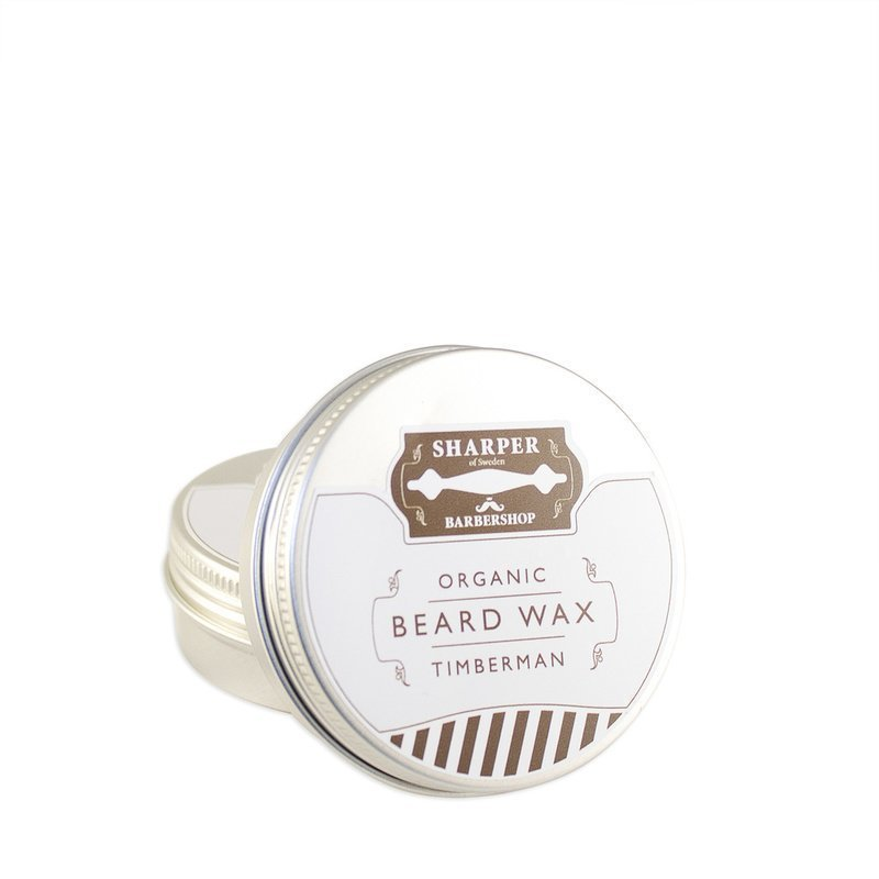 Sharper Of Sweden Beard Wax Timberman