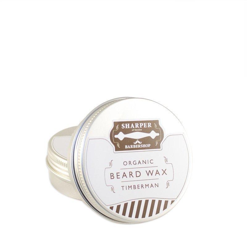 Sharper Of Sweden Beard Wax Timberman