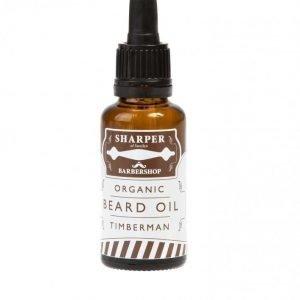 Sharper Of Sweden Organic Beard Oil