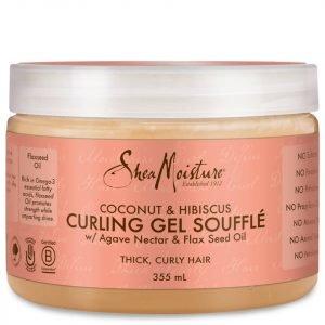 Shea Moisture Coconut & Hibiscus Curling Gel Soufflé 326 Ml
