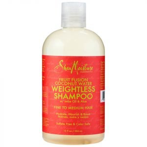 Shea Moisture Fruit Fusion Weightless Shampoo 384 Ml
