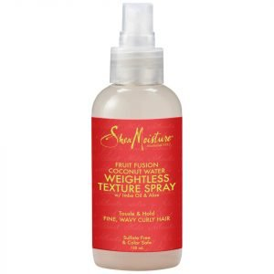 Shea Moisture Fruit Fusion Weightless Texture Spray 118 Ml