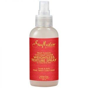 Shea Moisture Fruit Fusion Weightless Texture Spray 118 Ml