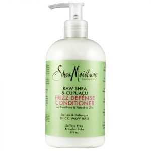 Shea Moisture Raw Shea & Cupuacu Frizz Defense Conditioner 384 Ml