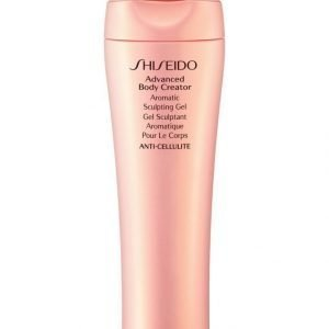 Shiseido Advanced Body Creator Aromatic Sculpting Gel Kiinteyttävä Geeli 200 ml