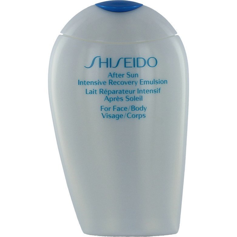 Shiseido After Sun Intensive Recovery Emulsion For Body And Face 150ml