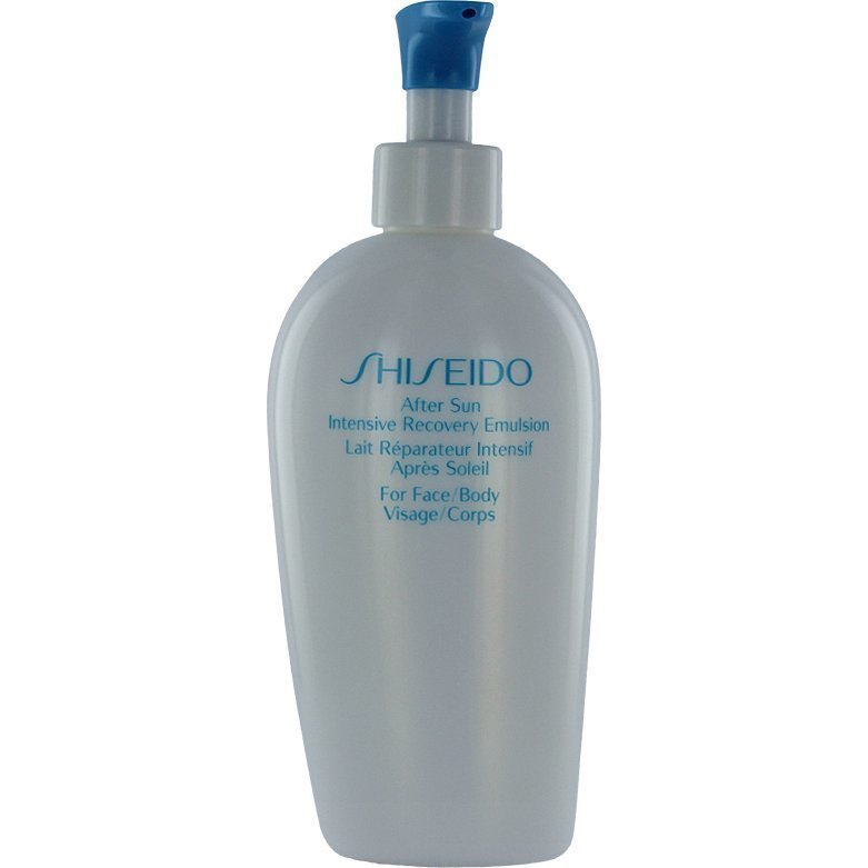 Shiseido After Sun Intensive Recovery Emulsion For Body And Face 300ml