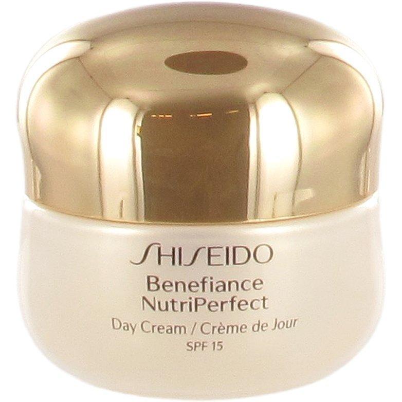 Shiseido Benefiance Nutriperfect Day Cream SPF 15 50ml