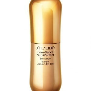 Shiseido Benefiance Nutriperfect Eye Serum Seerumi 15 ml