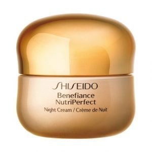 Shiseido Benefiance Nutriperfect Night Cream Yövoide 50 ml