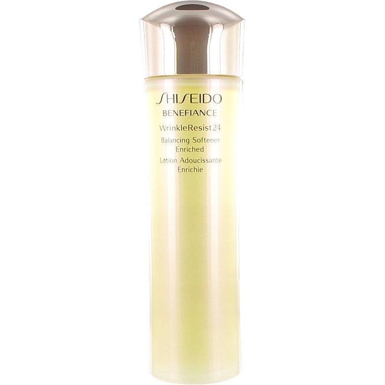 Shiseido Benefiance Wrinkle Resist Balancing Softener Enriched 150ml