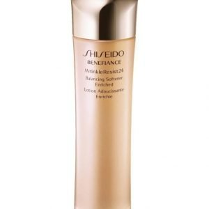 Shiseido Benefiance Wrinkle Resist24 Balancing Softener Enriched Hoitovesi 150 ml