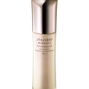 Shiseido Benefiance Wrinkle Resist24 Day Emulsion Päiväemulsio 75 ml