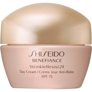 Shiseido Benefiance WrinkleResist 24 Day Cream SPF 15