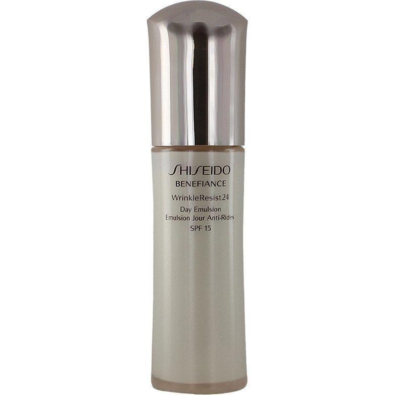 Shiseido Benefiance WrinkleResist24 Day Emulsion 75ml
