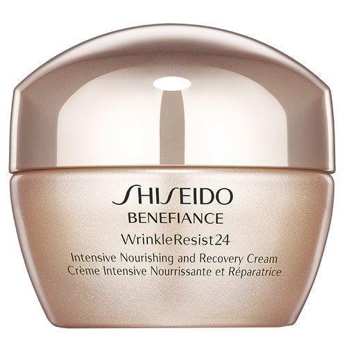 Shiseido Benefiance WrinkleResist24 Intensive Nourishing & Recovery Cream