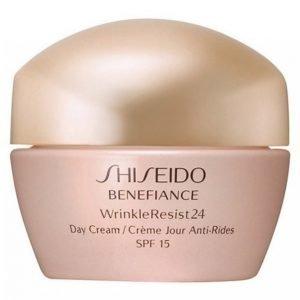 Shiseido Benefiance Wrinkleresist 24 Day Cream Spf 15 Päivävoide