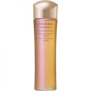 Shiseido Benefiance Wrinkleresist24 Enriched Balancing Softener 150 Ml