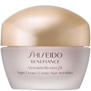 Shiseido Benefiance Wrinkleresist24 Night Cream 50 Ml