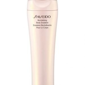 Shiseido Body Creator Revitalizing Body Emulsion Vartaloemulsio 200 ml