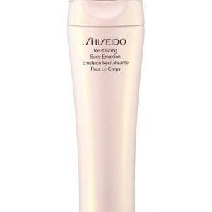 Shiseido Body Creator Revitalizing Body Emulsion Vartaloemulsio 200 ml