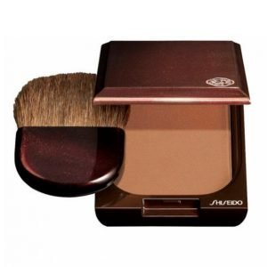 Shiseido Bronzing Powder 02 Medium Aurinkopuuteri