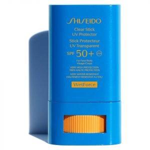 Shiseido Clear Stick Uv Protector 15 G