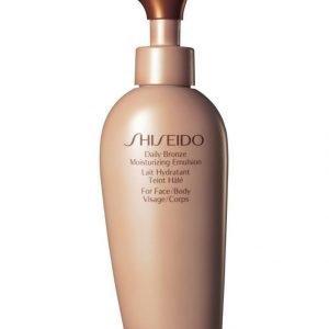 Shiseido Daily Bronze Moisturizing Emulsion Emulsiovoide 150 ml
