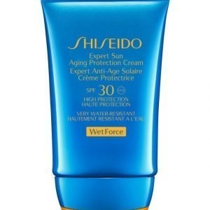 Shiseido Expert Sun Aging Protection Cream Spf 30 Aurinkosuojavoide 50 ml
