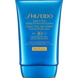 Shiseido Expert Sun Aging Protection Cream Spf 30 Aurinkosuojavoide 50 ml