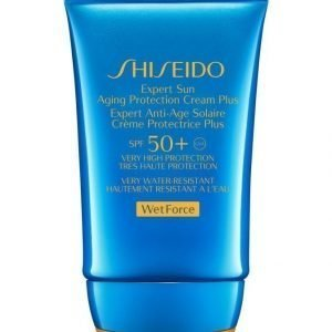 Shiseido Expert Sun Aging Protection Cream Spf 50 Aurinkosuojavoide 50 ml