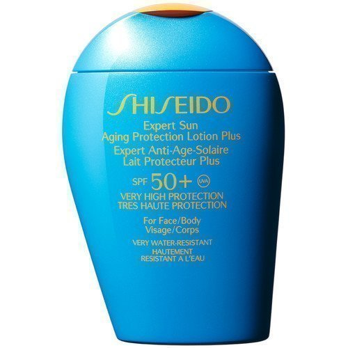 Shiseido Expert Sun Aging Protection Lotion Plus SPF50