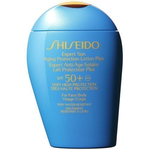 Shiseido Expert Sun Aging Protection Lotion SPF Plus 50+