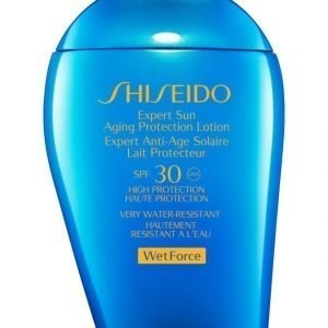 Shiseido Expert Sun Aging Protection Lotion Spf 30 Aurinkosuoja 100 ml