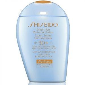 Shiseido Expert Sun Protection Lotion Spf50 100 Ml