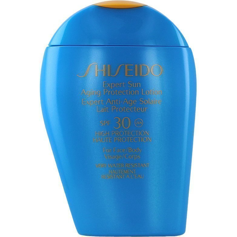Shiseido Expert Sun SPF30 Aging Protection Lotion 100ml