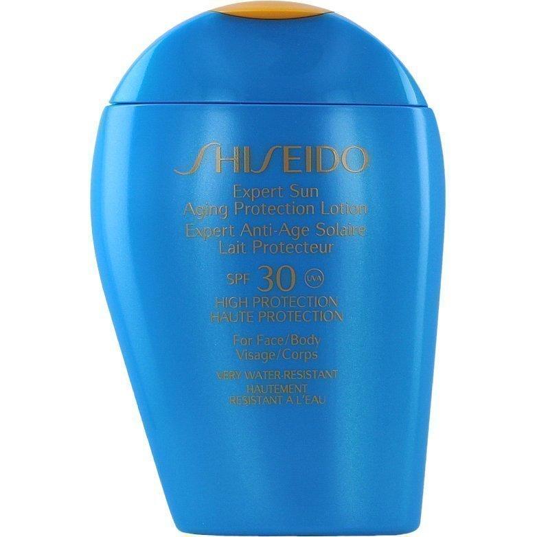Shiseido Expert Sun SPF30 Aging Protection Lotion 100ml