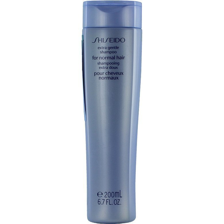 Shiseido Extra Gentle Shampoo Normal Hair 200ml