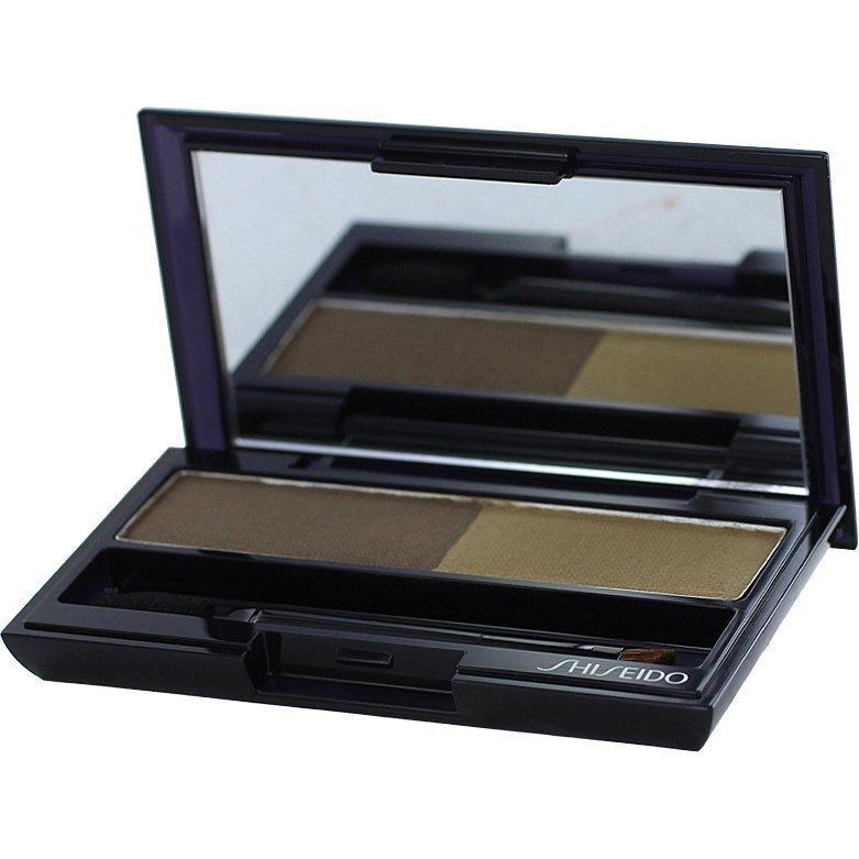 Shiseido Eyebrow Styling Compact BR603 Light Brown