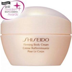 Shiseido Firming Body Cream Vartalovoide