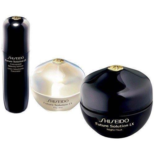 Shiseido Future Solution LX Total Regenerating Cream Set