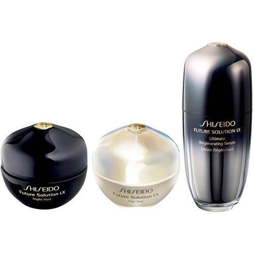 Shiseido Future Solution LX Ultimate Regenerating Serum Set